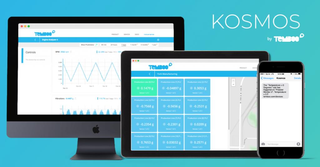 Kosmos IoT Platform